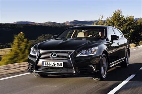 lexus 460l lexus ls 460l review auto express