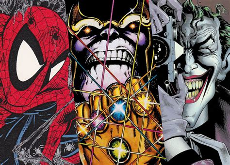 best comics best comic book covers superherohype
