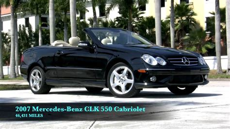 Mercedes Clk 550 by 2007 Mercedes Clk 550 Gallery