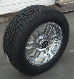 Truck Rims N Tires 20 Inch Chrome Wheels And Tires Dodge Truck Ram 1500 20x9