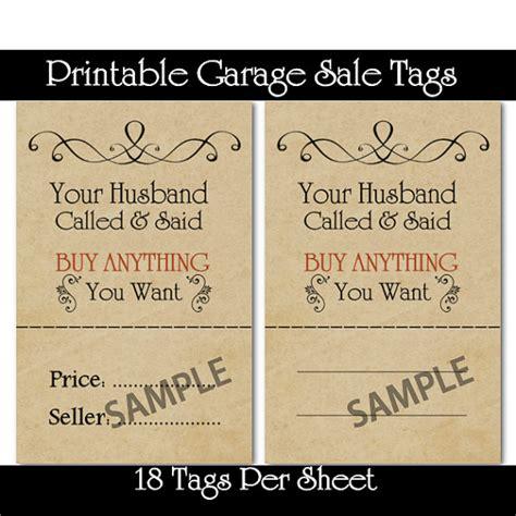 printable sale tags free printable garage and yard sale price tags tips on how to