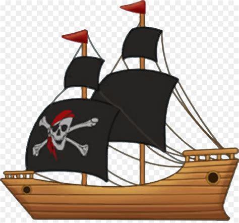 ship piracy clip art pirate ship sailing png download - Pirate Boat Clipart