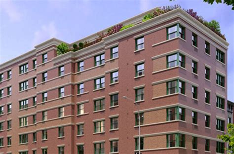 livi aprtments green roof east harlem lancaster co op offers green roof