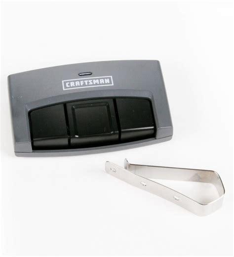 Sears Garage Door Opener Troubleshooting Remote Controls For Sears Garage Door Openers Ppi