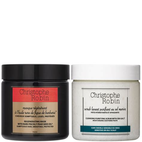 Rev Up Your Circulation With Cleansers And Scrubs by Christophe Robin Cleansing Purifying Sea Salt Scrub 250ml