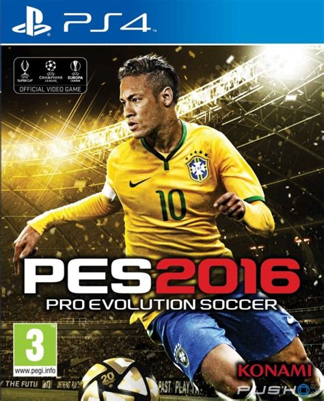 Pes 2016 Ps4 by Pes 2016 Pro Evolution Soccer Review Ps4 Push Square