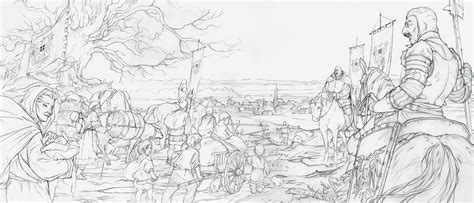 Witcher 3 Sketches by The Beautiful Sketches The Witcher 3 S