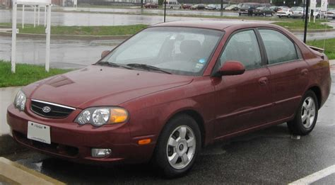 2000 Kia Spectra 2000 Kia Spectra Information And Photos Zombiedrive
