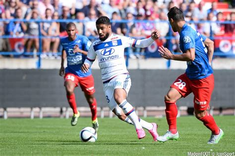 Calendrier Ligue 1 4eme Journee Photos Ol Nabil Fekir 29 08 2015 Caen Lyon 4eme