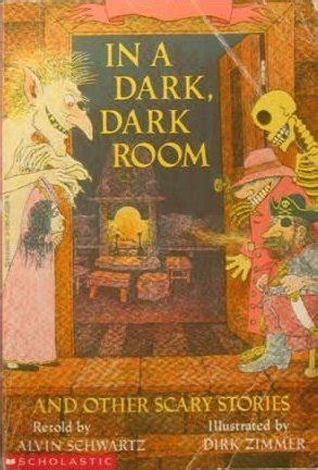 in a room and other scary stories in a room and other scary stories by alvin schwartz