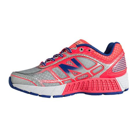 structured running shoes buy new balance 860 v4 in pink and silver from