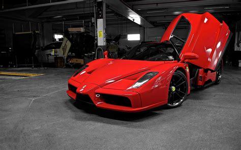 Red Ferrari Enzo by Wallpaper Ferrari Enzo Red Hd Wallpapers