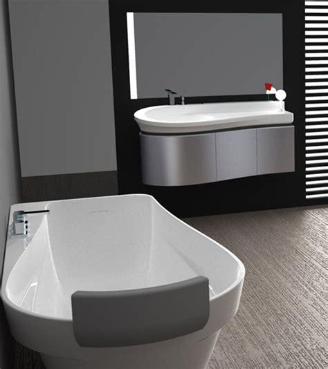 Modern Bathroom Design Articles Sleek Modern Bathroom Collection Prima By Bluform