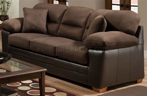 microfiber settee chocolate microfiber sofa and loveseat teachfamilies org