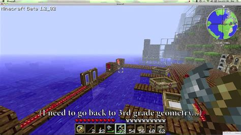 boat dock in minecraft minecraft tutorial how to build an automated boat dock