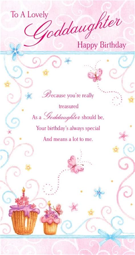 Happy Birthday Wishes For A Goddaughter Birthday Quotes Happy Birthday Godchild Quotesgram