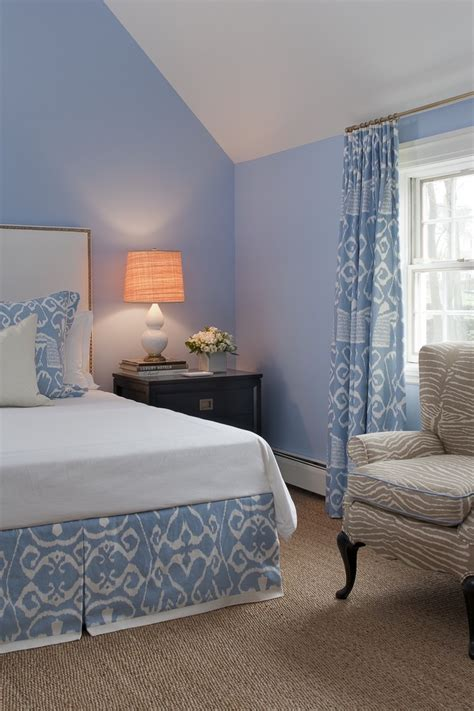 marvelous ikat bedding  bedroom traditional  blue