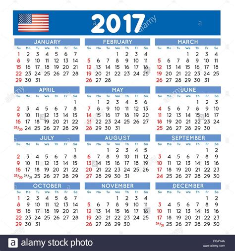 Time And Date Calendar 2017 Template For Day At A Time Calendar Calendar Template 2016