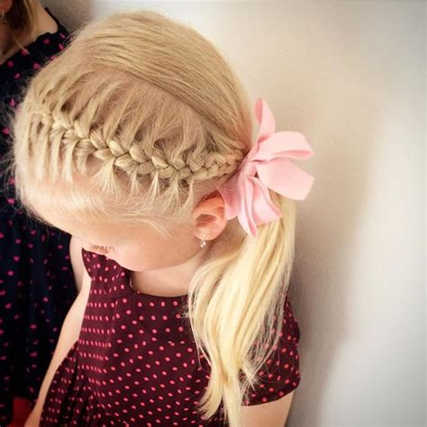 Girly Hairstyles by 20 Adorable Toddler Hairstyles