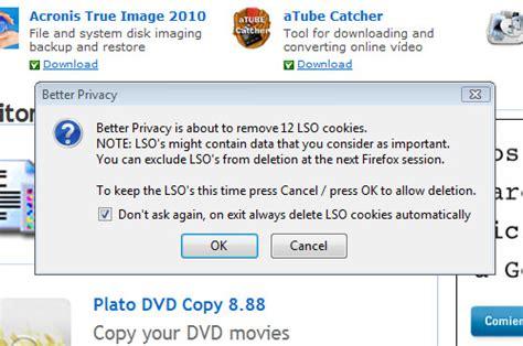 better privacy firefox ghostery plugin chrome