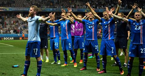 how tiny iceland won soccer fans worldwide