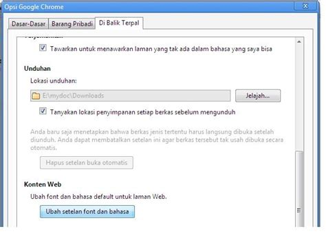 chrome indonesia setting bahasa google chrome angelhelen s weblog