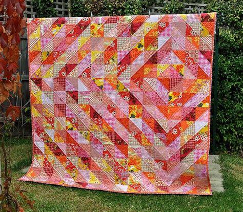 Half Triangle Quilts by 78 Fantastiche Immagini Su Half Square Triangle Quilts Su