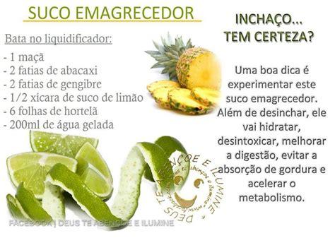 Receita De Suco Detox Para Emagrecer suco detox emagrecer receitas e como fazer