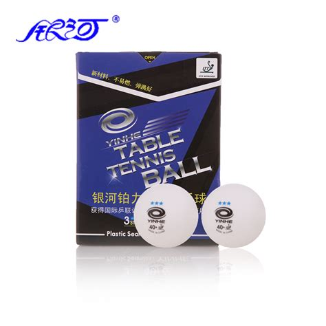 Bola Ping Pong Donic 1 Pack Isi 3 1 yinhe galaxy 3 seamless table tennis balls plastic 40 ittf approved white poly ping pong