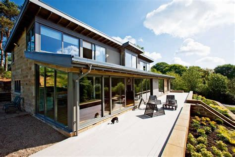 House Design Websites Uk A Luxury Bungalow Homebuilding Renovating