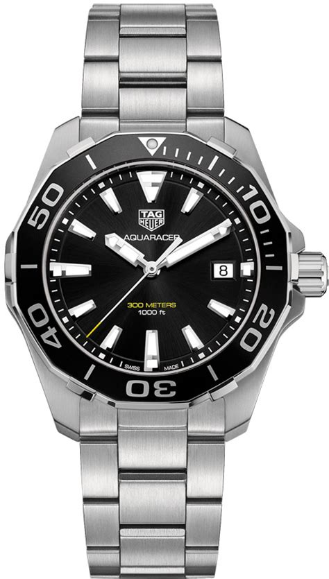 way111a ba0928 tag heuer aquaracer mens quartz