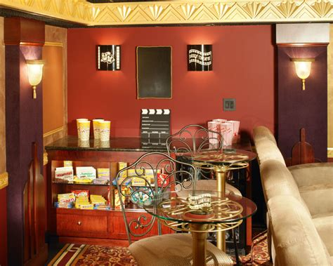 hgtv media room hgtv theater eclectic home theater philadelphia by