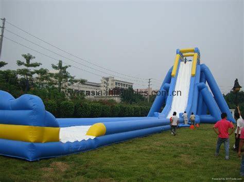 inflatable backyard water slide outdoor water slide inflatable outdoor furniture design