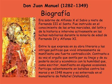 biografia de juan manuel thorrez rojas autor del himno al maestro don juan manuel el conde lucanor