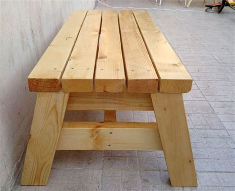 sitting bench plans  google sketchup woodworking