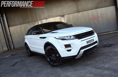 range rover evoque coupe dynamic