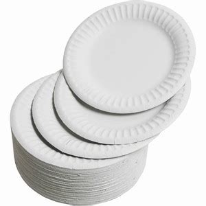 How To Make Paper Dish - paper plates