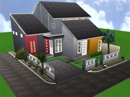 Buku Panduan Konsumen Memilih Kontruksi Baja Ringan Sp model atap rumah minimalis rancangan rumah dan tata ruang