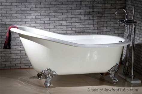 Claw For Bathtub by 61 Quot Cast Iron Slipper Clawfoot Tub W Imperial
