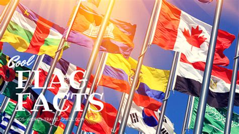 flags of the world rules world flags interesting information for kids on the flags