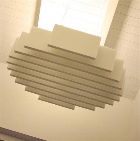 materiale isolante acustico per soffitto soluzione isolmant per eliminare il riverbero acustico in