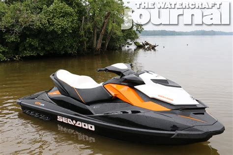 sea doo boat 215 hp everything counts 2014 sea doo gtr 215 the watercraft