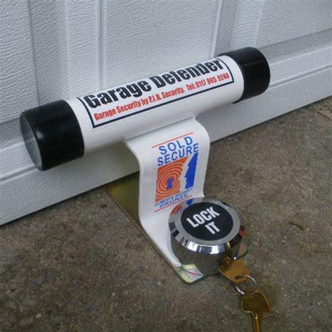 pjb garage defender master  lock saunderson security