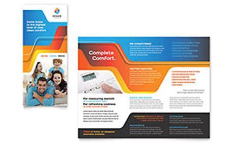 Hvac Brochure Template Home Improvement Flyer Template