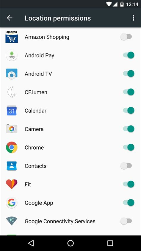 permission android android basics how to manage app permissions on marshmallow or higher 171 android gadget hacks
