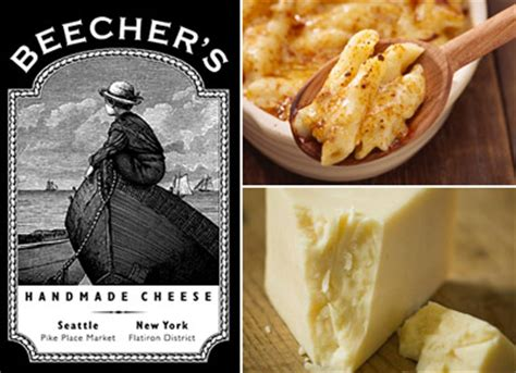 Beecher Handmade Cheese - beechers cheese opens in nyc food purewow new york