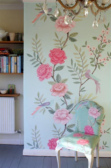 hardaker  pope inspired  chinoiserie wallcoverings