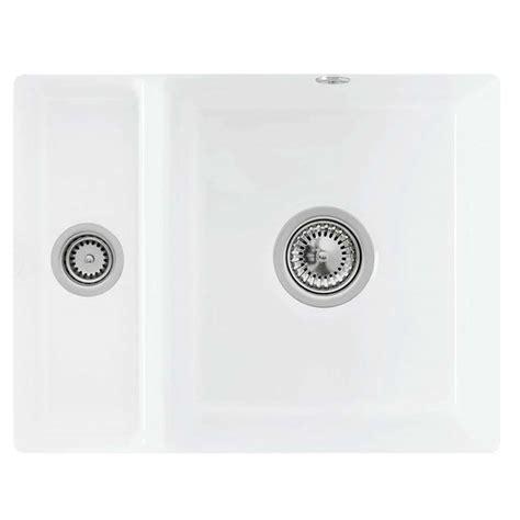 franke by villeroy boch villeroy boch subway 60xu ceramic sink kitchen sinks