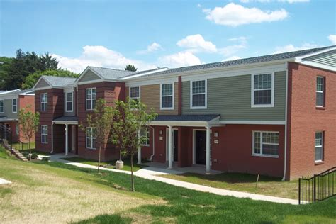 Allentown Housing Authority by Harkins Builders Projects Cumberland Gardens