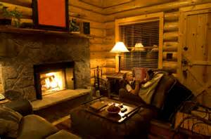 cozy cabin welcome to home scents candle company